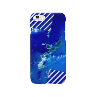 沖縄県 島尻郡 Smartphone cases