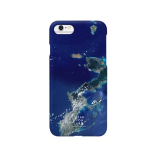 沖縄県 国頭郡 Smartphone cases