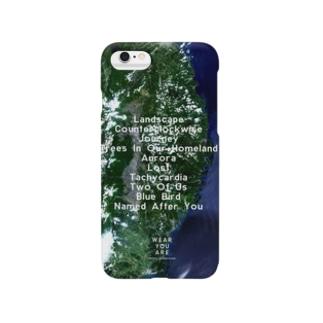 岩手県 遠野市 Smartphone cases
