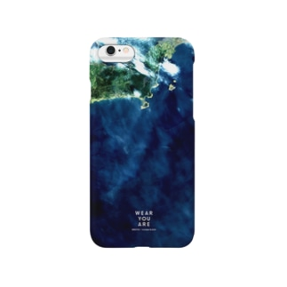 北海道 根室市 Smartphone cases