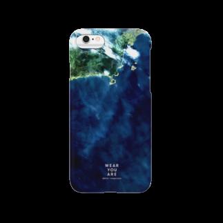 WEAR YOU AREの北海道 根室市 Smartphone cases