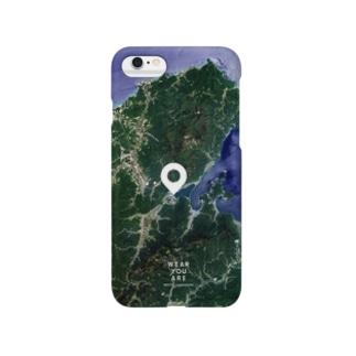 京都府 Unnamed Road Smartphone cases