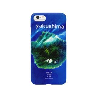 鹿児島県 熊毛郡 Smartphone cases