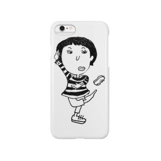しぇっ Smartphone cases