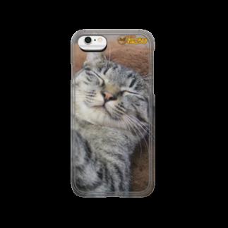 Cat Cafe ねころびの飛鳥iPhoneケース Smartphone cases