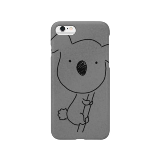 タダノコアラ Smartphone cases