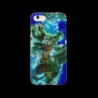 WEAR YOU AREの九州北部豪雨災害チャリティスマートフォンケース Smartphone cases