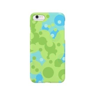 慢心グローバル(マンシングローバル) Smartphone cases