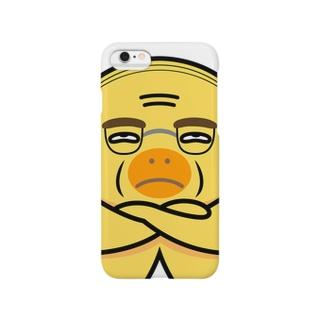 ピヨ田ピヨ助 Smartphone cases