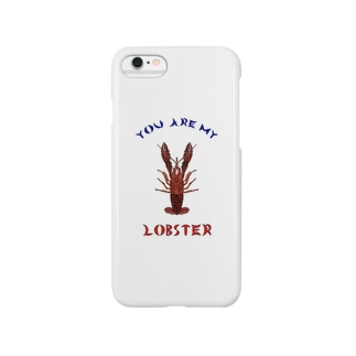 You Are My Lobster Smartphone cases
