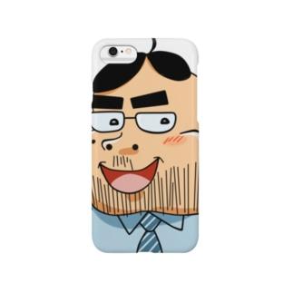 ヨシダくん Smartphone cases