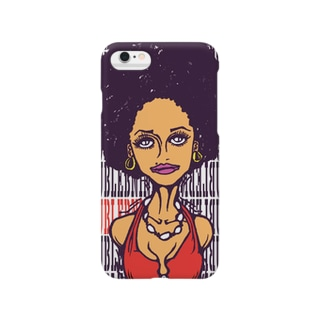 AFRO-SAN Smartphone cases