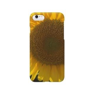 ひまわり Smartphone cases