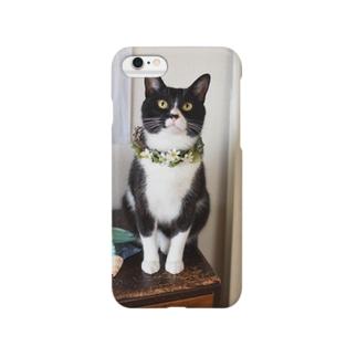 花屋スカ Smartphone cases