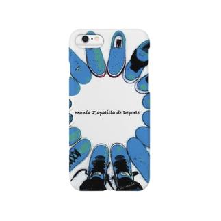 Manía Zapatilla de Deporte スマートフォンケース