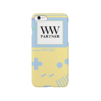 gbwwpイエロー Smartphone cases