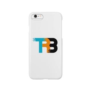 TRBロゴ Smartphone cases