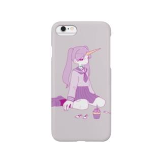 ユニコーンちゃん Smartphone cases