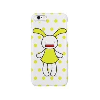 黄色 Smartphone Case