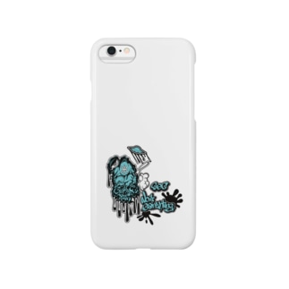 SeC_Not Earthling. Smartphone cases