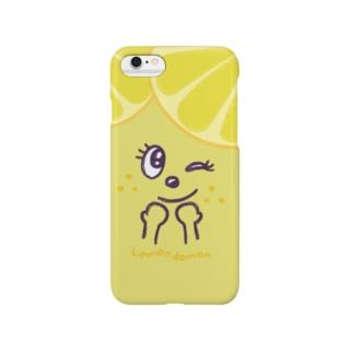 Lemondamon Smartphone cases