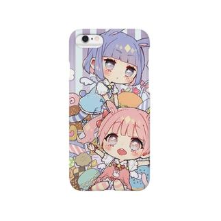 うさぎてんし Smartphone cases