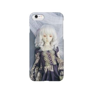 「満月」 Smartphone cases