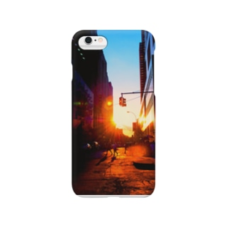 NYC, Art on the Town Smartphone cases