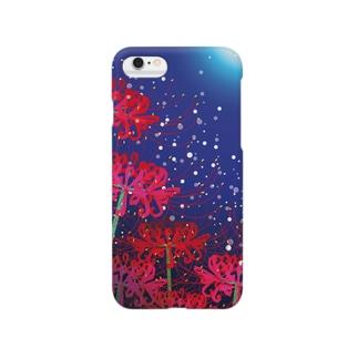曼珠沙華 Smartphone cases