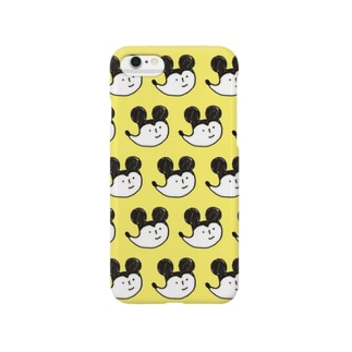 源さんyellow。 Smartphone cases