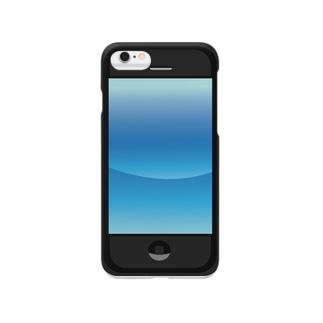 スマホのスマホケース(黒) スマートフォンケース