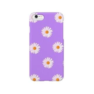 sericlubフラワーiPhoneケース🌼 Smartphone cases