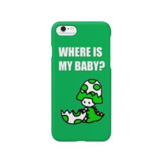 あんびくん(恐竜) Smartphone cases