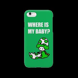 あんびSHOPのあんびくん(恐竜) Smartphone cases