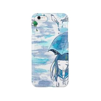 ツキマルアート Smartphone cases