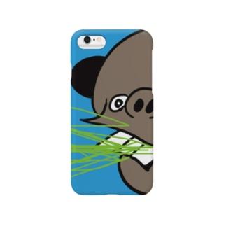 お地蔵さん Smartphone cases