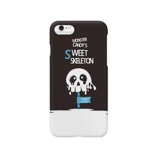 SWEET SKELETON Smartphone cases