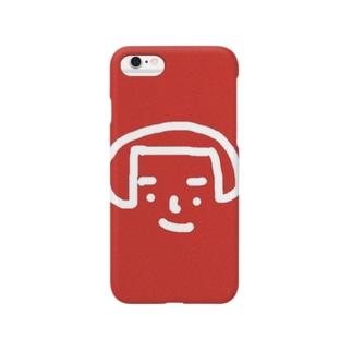 ヘルメットマン⛑ Smartphone cases