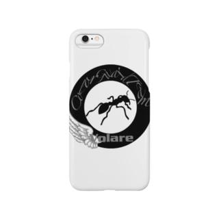 Volare logo スマホケース Smartphone cases