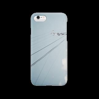 taur5の空スマートフォンケース