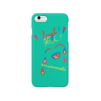 笑え! Smartphone cases