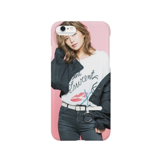LIFE  宇野実彩子 Smartphone cases