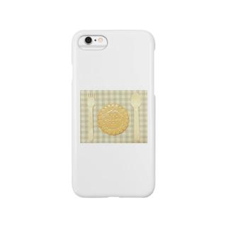 ビスケット と カトラリー🍴 Smartphone cases