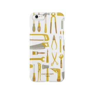 tools_yellow Smartphone cases