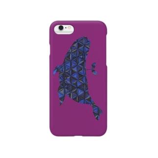 クジラ君 Smartphone cases