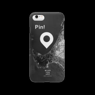WEAR YOU AREの秋田県 男鹿市 スマートフォンケース Smartphone cases