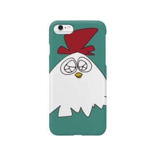こけこ Smartphone cases