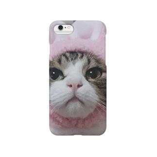 うさ不二子 Smartphone cases