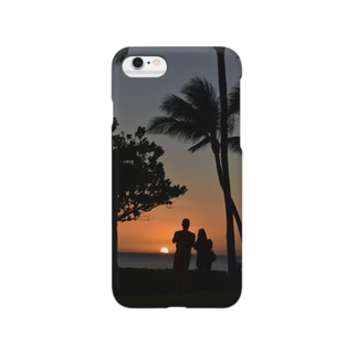 Hawaii sunset  Smartphone cases