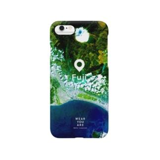 静岡県 富士市 スマートフォンケース Smartphone cases